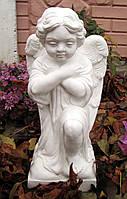 Ангел ритуальный со скрещенными руками 40 см, фото 1