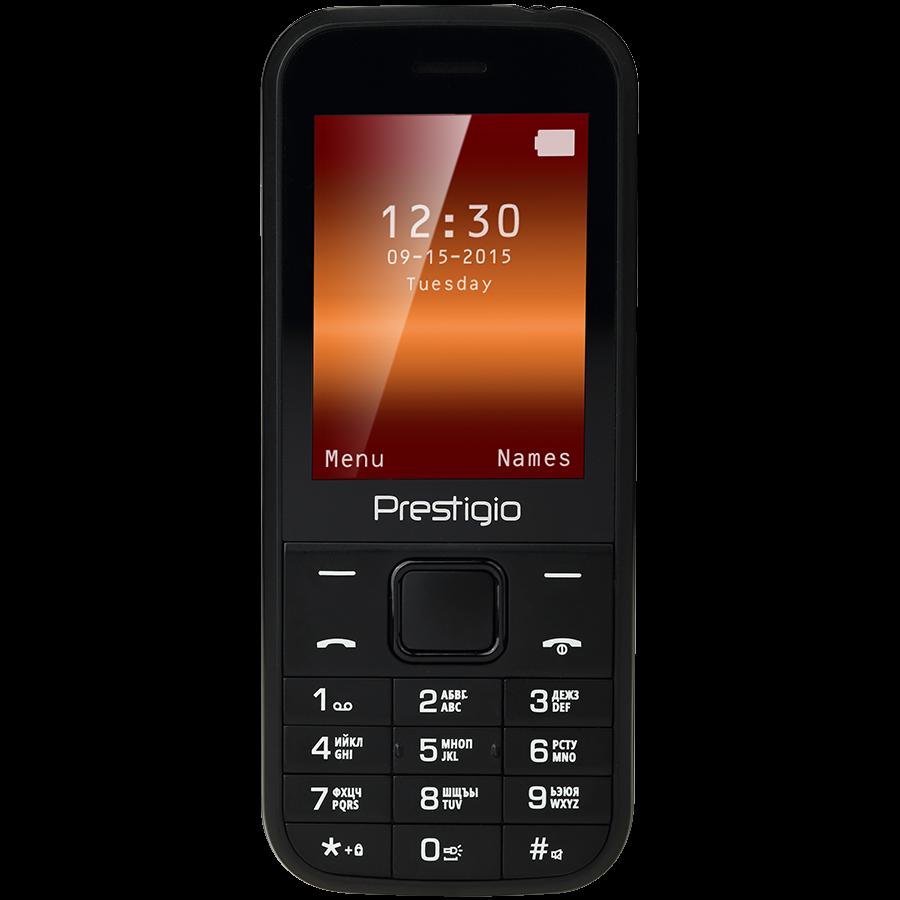 Мобильный телефон Prestigio PFP1240 Wize C1 чёрный
