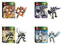 Конструктор серия Bionicle 611-1-4 (аналог Lego Bionicle) 4 вида