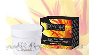Экстрапитательный крем с аргановым маслом Ryor (Риор) Чехия 50мл