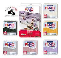 Подарочный стартовый набор Фимо для лепки бижутерии 6х57г Glam Colours Fimo (Германия), фото 1