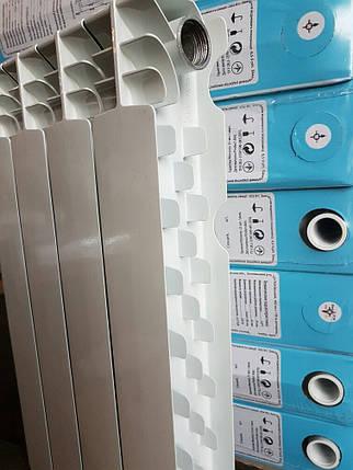 Радиаторы отопления алюминиевые СанТехРай , фото 2
