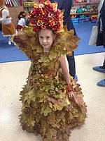 Маленькая и самая-присамая настоящая королева Осень!!! г. Киев