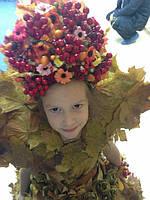 Маленькая и самая-пресамая настоящая королева Осень!!! г. Киев