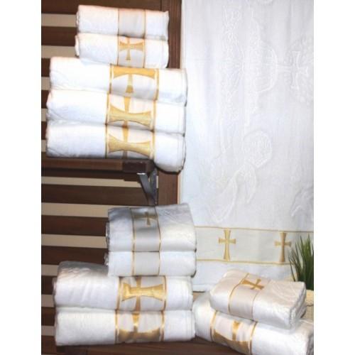 Крестильное полотенце - крыжма