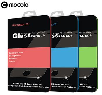 Захисне скло 0,33 мм Mocolo для Xiaomi Mi5s Plus з чорною рамкою