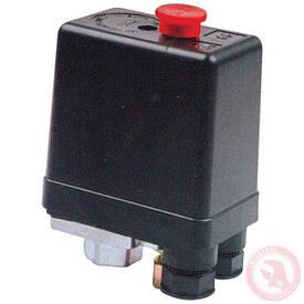 Пресостат (блок автоматики компресора) INTERTOOL PT-9093