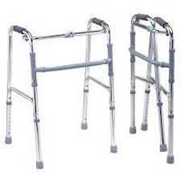 Ходунки шагающие складные для взрослых, пожилых, инвалидов  купить Днепр