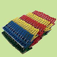 Прищепки пластиковые для беля  в упаковке 130 шт.