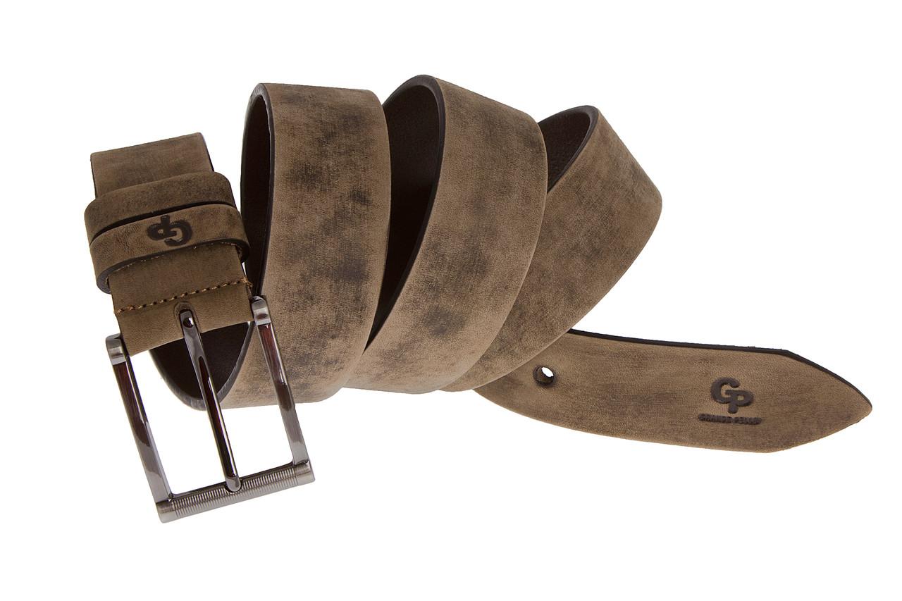 Кожаный ремень Blazer, тертый шоколад