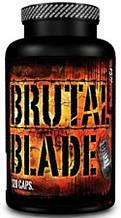 Жиросжигатели, Термогеники Brutal Blade 120 капсул