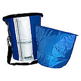 Водонепроницаемая термосумка EZetil Keep Cool Dry Bag 11 л, фото 2