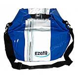 Водонепроницаемая термосумка EZetil Keep Cool Dry Bag 11 л, фото 3