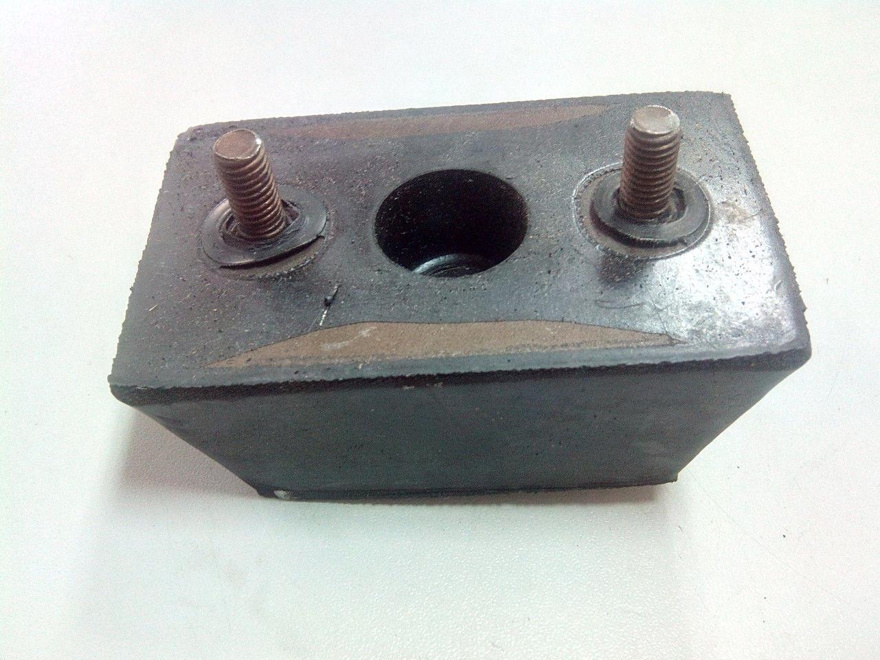 Подушка опоры двиг. ГАЗ 24,3302 передняя (усилен.) (пр-во ЯзРТИ)