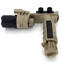 Ручка переносу з ліхтарем M900A DE