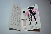 Пробник женской парфюмированной воды Guerlain La Petite Robe Noire 1ml