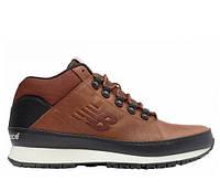 Ботинки NEW BALANCE HL754TB (кожа, шкіра, черевики, зимові, зима, зимние)