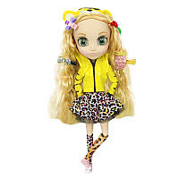 Кукла SHIBAJUKU S1 - КОИ (33 см, 6 точек артикуляции, с аксессуарами)