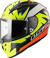 Шлем LS2 FF323 Arrow R ISAAC VIÑALES REPLICA, S