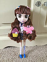 Кукла SHIBAJUKU S1 - НАМИКА (33 см, 6 точек артикуляции, с аксессуарами)
