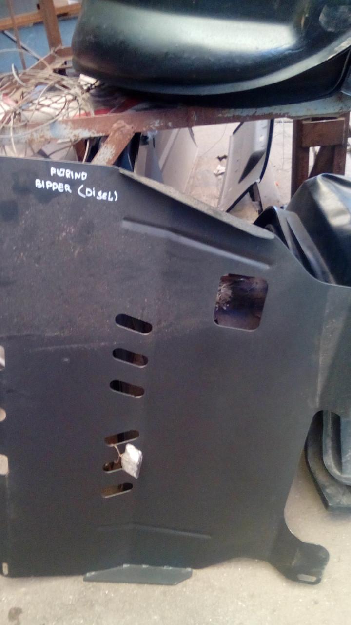 Защита двигателя пежо бипер