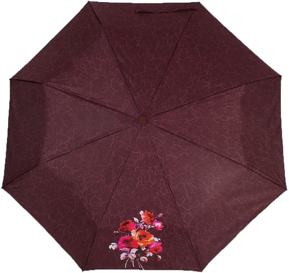 Женский зонт полуавтомат Airton