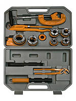 Набор клупов для трубных работ, 13 предметов Sparta 773345  Киев.