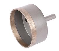 Сверло алмазное Distar 68 мм САСК 68x24xd10 Hard Ceramics, коронка подрозетник по керамической плитке, Дистар