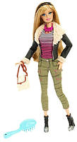 Barbie Барби Модница Делюкс кожаный пиджак Style Leather Jacket Barbie Doll