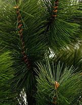 Сосна искусственная натурально - зеленая 2,5 м. высокая., фото 2