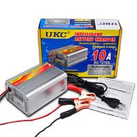 Устройство для зарядки гелевых и свинцово-кислотных аккумуляторов UKC MA-1210A ZX