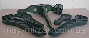 Сосна искусственная темно - зеленая 2,1 м. макси, фото 2