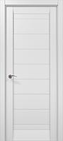 """Двери межкомнатные Папа Карло """"Milenium ML-04"""" беылй матовый"""
