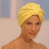 Чалма для сушки волос из микрофибры Hair Wrap