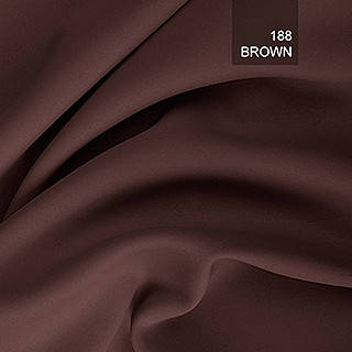 Ткань для штор блэкаут, купить 188-Вrown
