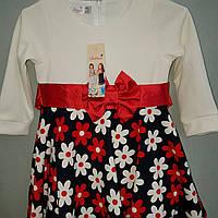 Платье  детское на девочку Bolbina.ПОЛЬША.