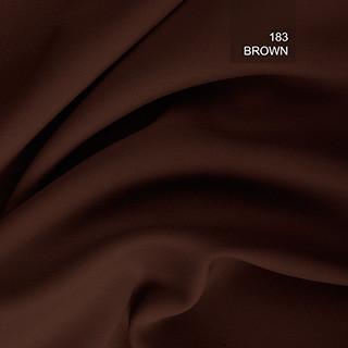 Світлонепроникна тканина блекаут 2-183-Вrown