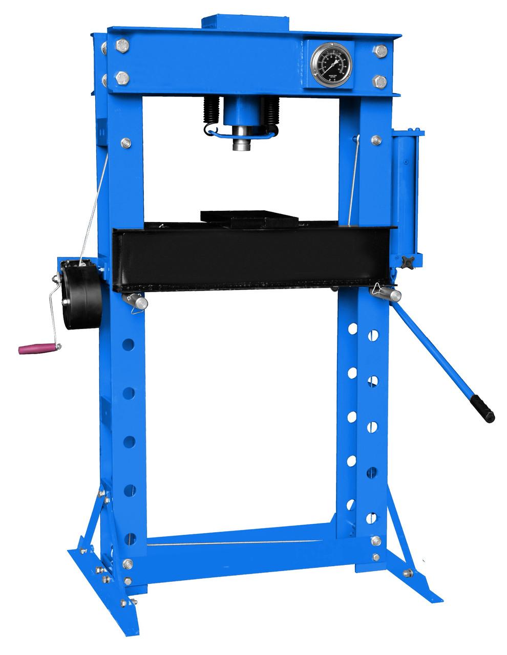 Пресс гидравлический ручная помпа 50тонн 9TY521-50D-B  KINGTONY