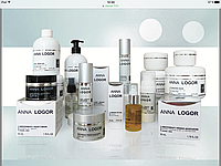Logor Hydrating Mask - Увлажняющая маска- гель для всех типов кожи, 250 мл