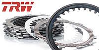 Диски сцепления фрикционные и стальные TRW / Lucas MCC700PK
