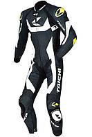 Мотокомбинезон RS TAICHI GP-WRX R304 кожа черный XLW54
