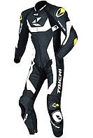 Мотокомбинезон RS TAICHI GP-WRX R304 кожа черный XXL56