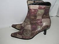 Стильные ботиночки из Италии _36р _23см Н31