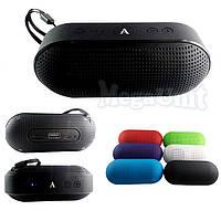 Портативная Bluetooth колонка беспроводная A80 (microSD, USB, FM, HF)