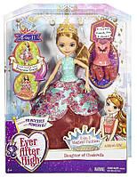 Кукла Ever After High Эшлин Элла Королевское перевоплощение 2 в 1 Ashlynn Ella Magical Fashion