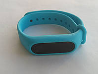 Ремешок браслет для Xiaomi Mi Band 2 синий