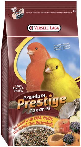Корм для попугаев Versele-Laga Prestige Premium КАНАРЕЙКА (Canary)