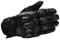 Мотоперчатки RS TAICHI High Protection кожа черный XXL