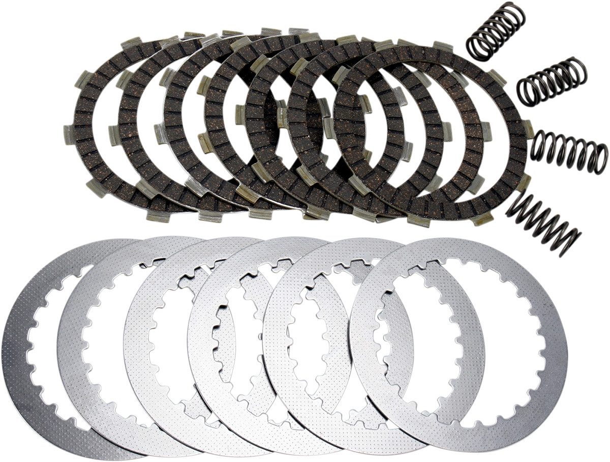 Комплект дисков и пружин сцепления EBC SRK109