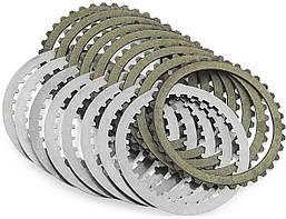 Диски сцепления фрикционные и стальные Ferodo FCS0672/2